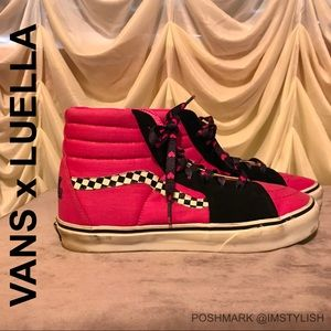 Vans Shoes - RUNWAY Edition VANS Luella Bartley Sneakers